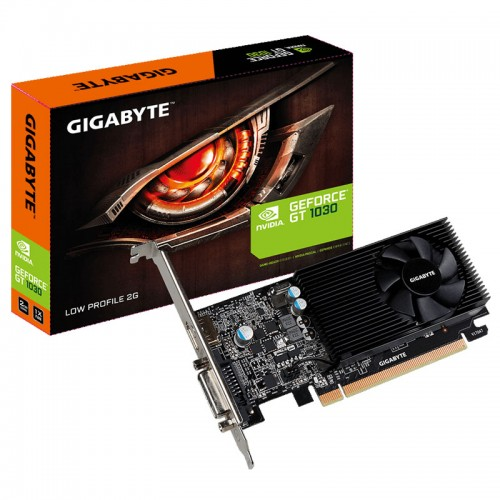 GIGABYTE GeForce GT 1030 Low Profile 2G 2GB GDDR5 (GV-N1030D5-2GL) grafična kartica