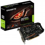 GIGABYTE GeForce GTX 1050 Ti Windforce 2X OC 4GB GDDR5 (GV-N105TOC-4GB) grafična kartica