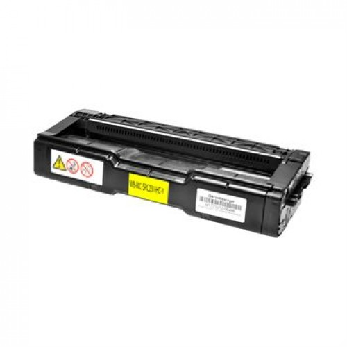 Toner Ricoh SPC-231 / SPC-310 XL / 406482 rumen kompatibilen