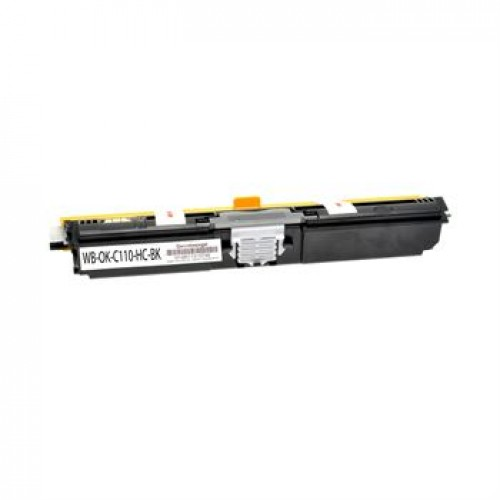 Toner OKI C110 / C130 44250724 črn kompatibilen