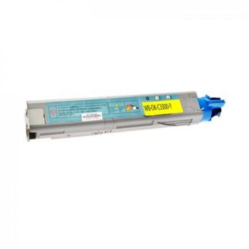 Toner OKI C3300 / C3450 / 43459329 rumen kompatibilen
