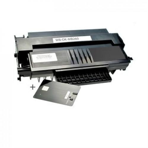 Toner OKI MB260 / 1240001 črn kompatibilen