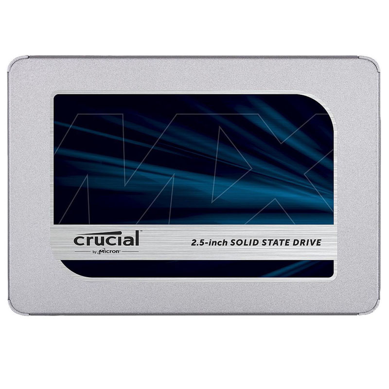 CRUCIAL MX500 500GB 2,5'' SATA3 TLC (CT500MX500SSD1) SSD
